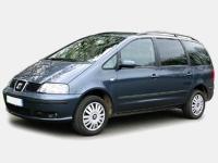 SEAT Alhambra 2000-2010