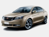 Geely Emgrand 2012-