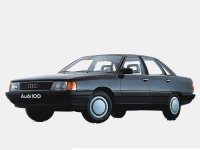 AUDI 100 1982-1990