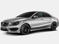Mercedes CLА-Klasse