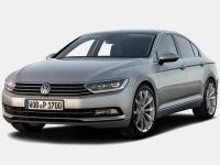 VW Passat B8 2014-