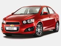 Chevrolet Aveo 2012-