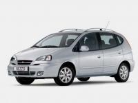 Chevrolet Rezzo 2000-2004