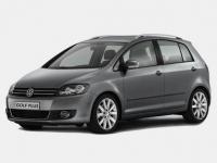 VW Golf VI Plus 2008-