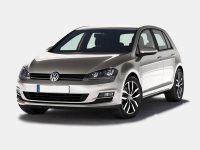 VW Golf VII 2013-