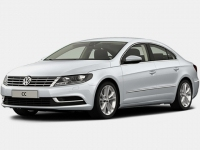 VW Passat CC 2012-