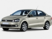 Volkswagen Polo Sedan 2010-