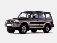 Galloper 1998-2001