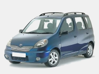 Toyota Yaris Verso 2000-2004
