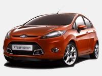 Ford Fiesta 2008-