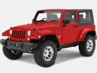 Jeep Wrangler JK 2007-