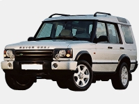 Land Rover Discovery II 1999-2004