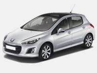 Peugeot 308 2008-2012