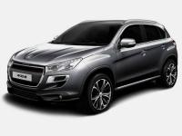 Peugeot 4008 2012-