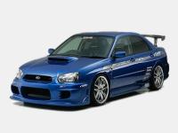 Subaru Impreza 2000-2007