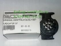 300100320113 Адаптер розетки, с 13 контактной розетки на 7 контактную