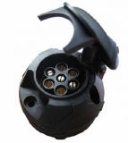 6R0812.009  Розетка фаркопа 7-ти контактная