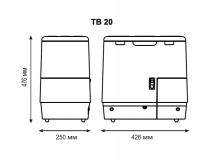TB20 Автохолодильник Indel B