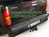 T114-F Фаркоп на Toyota Hilux  2006-
