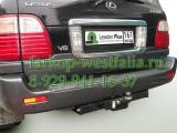 L104-F Фаркоп на Toyota Land Cruiser 100