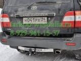3032-ABP  фаркоп на  Toyota Land Cruiser 100