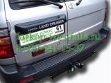 T112-F Фаркоп на Toyota Land Cruiser 105