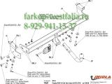 T/026 Фаркоп на  Toyota RAV4 2000-2004