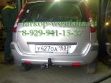 3945-A ТСУ для Ford Fiesta кузов хетчбек 2002-2008
