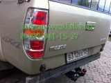 3958-F ТСУ для Ford Ranger  2007-2011