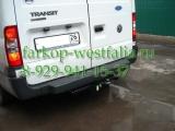 F116-FС ТСУ для Ford Transit с задней подножкой тип кузова фургон 2000-