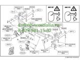 568100 ТСУ для Honda CR-V 2012-
