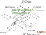 J/028 ТСУ для Jeep Wrangler 2007-