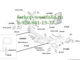 411500 ТСУ для Kia Sorento 2002-