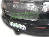 M303-A ТСУ для Mazda 3 тип кузова седан, хетчбек 2004-2009