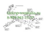 4158-F Lux ТСУ для Mitsubishi L200 Lux 2006/4-2014