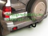 M108-A ТСУ для Mitsubishi Pajero Pinin 1999-2006