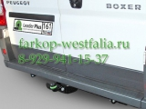 P107-F  ТСУ для Peugeot Boxer 3 (L1, L2, L3) (250) 2006-