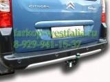 C302-A ТСУ для Peugeot Partner II (Tepee) 2008-
