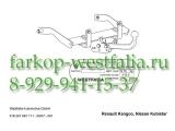 316201600001 ТСУ для Renault Kangoo 1998-2010