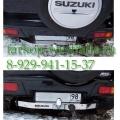 W-07aN ТСУ для Suzuki Grand Vitara 5-двер. 2005-