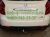 SY 011 ТСУ для Ssang Yong New Actyon 2011-
