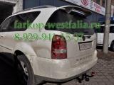 6451-A ТСУ для Ssang Yong Rexton II 2006/7-