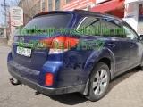 6309-A ТСУ для Subaru Outback 2009/11-20015