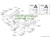 554800 ТСУ для Subaru XV 2012-