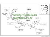 521200 ТСУ для Citroen C3 Picasso 2009-