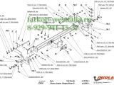 C/018 ТСУ для Citroen Jumper VAN III L1, L2, L3 07/06-