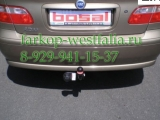 2633-A ТСУ для FIAT Albea тип кузова седан 2003/4-2011