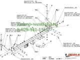 F/003 ТСУ для FIAT Doblo  2001-11/09