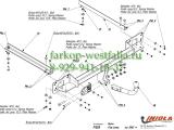 F/025 ТСУ для FIAT Linea 2007-