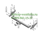 GW 06 ТСУ для Great Wall Wingle 2007-